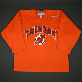 Reebok Orange Reebok Practice Jersey - CLEARANCE Trenton Devils Size: 56