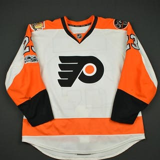 Manning, Brandon White Set 3 w/ NHL Centennial, Flyers 50th Anniversary