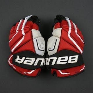 Zacha, Pavel Bauer Vapor APX2 Gloves New Jersey Devils Size: 14