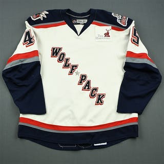 Taylor, Mike White Set 2 Hartford Wolf Pack 2007-08 #45 Size: 56