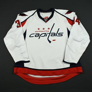 Pokulok, Sasha White Set 1 - Training Camp Only Washington Capitals
