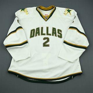 Grossmann, Nicklas White Set 2 Dallas Stars 2011-12 #2 Size: 58+