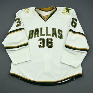 Larsen, Philip White Set 1 Dallas Stars 2011-12 #36 Size: 56