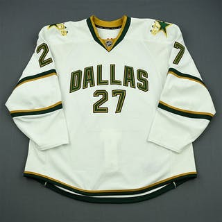 Pardy, Adam White Set 2 Dallas Stars 2011-12 #27 Size: 58