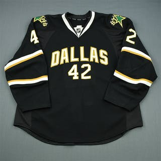 Vance, Troy Black Set 1 - Training Camp Only Dallas Stars 2011-12 #42 Size: 58