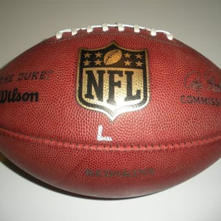Game-Used Football Game-Used Football from December 16, 2012 vs. Cleveland