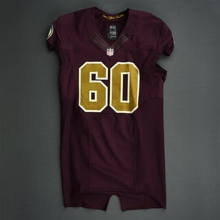 Black, Jordan Burgundy and Gold Throwback worn November 4, 2012 vs.