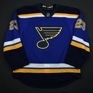 Jaskin, Dmitri * Blue Set 2 St. Louis Blues 2015-16 #23 Size: 58