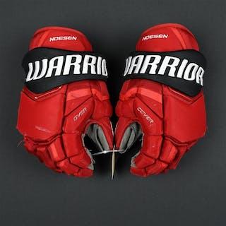 Noesen, Stefan Warrior Covert Gloves New Jersey Devils 2017-18