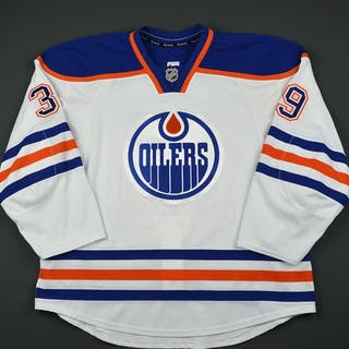 Koch, Davis White - Young Stars Classic Edmonton Oilers 2017-18 #39 Size: 58