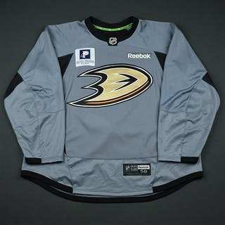 Jackman, Tim * Practice - Gray w/Pacific Premier Bank Patch - CLEARANCE
