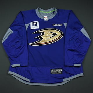 Maroon, Patrick * Practice - Blue w/Pacific Premier Bank Patch - CLEARANCE