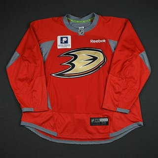 Despres, Simon * Practice - Red w/Pacific Premier Bank Patch - CLEARANCE