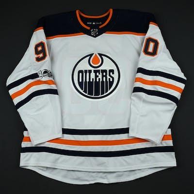 Mantha, Ryan White Set 1 w/ NHL Centennial Patch - Preseason Only