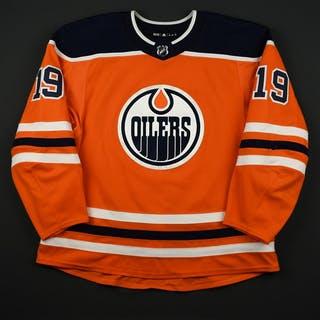 Maroon, Patrick Orange Set 2 Edmonton Oilers 2017-18 #19 Size: 58+