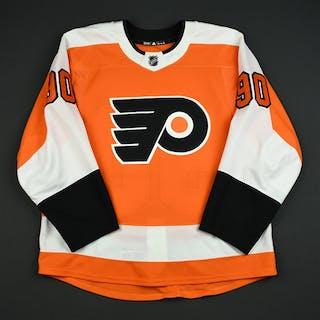 Sushko, Maksim Orange Set 1 - Training Camp Only Philadelphia Flyers