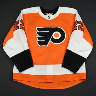 Weise, Dale Orange Set 2 Philadelphia Flyers 2017-18 #22 Size: 56