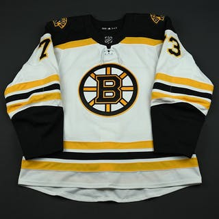 McAvoy, Charlie White Set 3 / Playoffs Boston Bruins 2017-18 #73 Size: 56