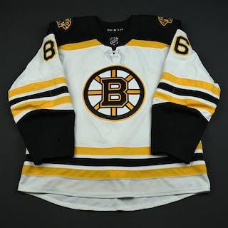 Miller, Kevan White Set 3 / Playoffs Boston Bruins 2017-18 #86 Size: 56