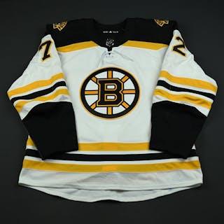 Vatrano, Frank White Set 2 Boston Bruins 2017-18 #72 Size: 56