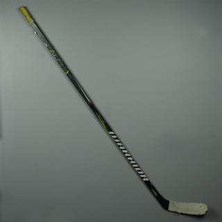 Grzelcyk, Matt Warrior Alpha QX Stick Boston Bruins 2017-18 #48