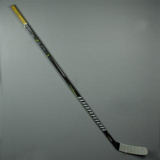 Kuraly, Sean Warrior Alpha QX Stick Boston Bruins 2017-18 #52