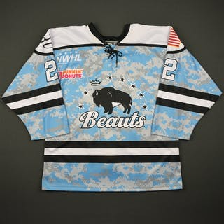 Parsons, Kayla Camouflage Military Appreciation Day - November 13