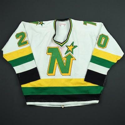 Ciccarelli, Dino * White Minnesota North Stars 1982-83 #20 Size: 50