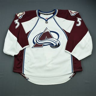 Giguere, Jean-Sebastien * White Set 3 / Playoffs Colorado Avalanche