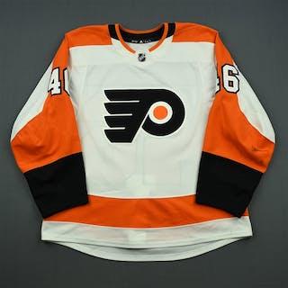 Vorobyev, Mikhail White Set 1 - Preseason Only Philadelphia Flyers