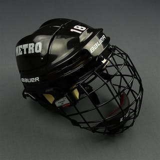 Russo, Rebecca Bauer Helmet with CCM FM580 Facemask - Final 6 Games