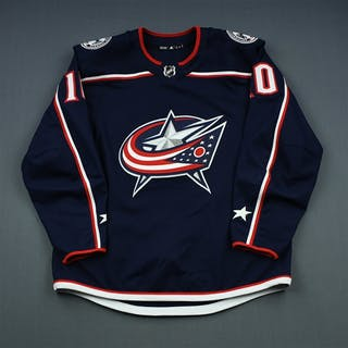 Wennberg, Alexander Blue Set 1 Columbus Blue Jackets 2018-19 #10 Size: 56