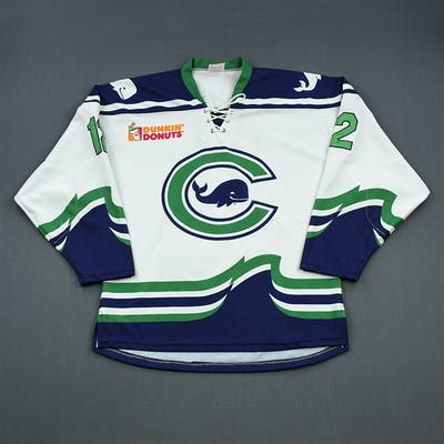 Goldsmith, Jamie White Set 1 Connecticut Whale 2018-19 #12 Size: M