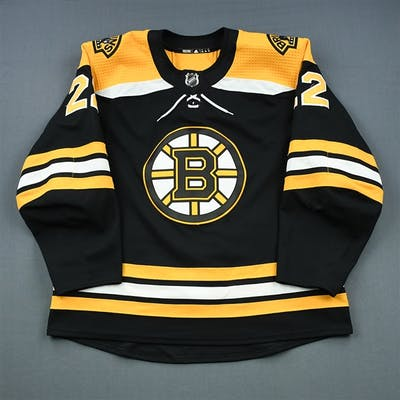Cehlarik, Peter Black Set 1 Boston Bruins 2018-19 #22 Size: 56