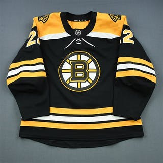 Cehlarik, Peter Black Set 1 Boston Bruins 2018-19 #22 Size: 56