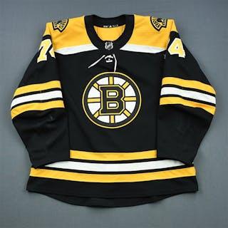 DeBrusk, Jake Black Set 1 Boston Bruins 2018-19 #74 Size: 56