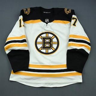 Donato, Ryan White Set 1 Boston Bruins 2018-19 #17 Size: 56