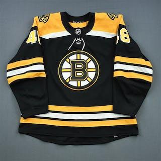 Grzelcyk, Matt Black Set 1 Boston Bruins 2018-19 #48 Size: 56
