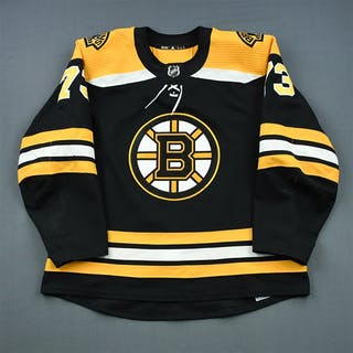 McAvoy, Charlie Black Set 1 Boston Bruins 2018-19 #73 Size: 56