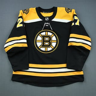 Moore, John Black Set 1 Boston Bruins 2018-19 #27 Size: 58