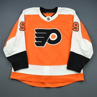Provorov, Ivan Orange Set 1 Philadelphia Flyers 2018-19 #9 Size: 56
