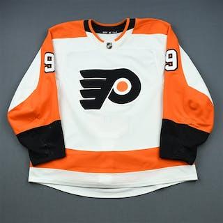 Provorov, Ivan White Set 1 Philadelphia Flyers 2018-19 #9 Size: 56
