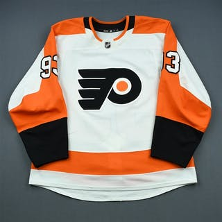 Voracek, Jakub White Set 1 Philadelphia Flyers 2018-19 #93 Size: 54
