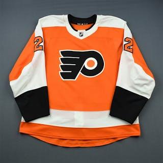 Weise, Dale Orange Set 1 Philadelphia Flyers 2018-19 #22 Size: 56