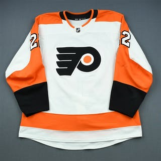 Weise, Dale White Set 1 Philadelphia Flyers 2018-19 #22 Size: 56