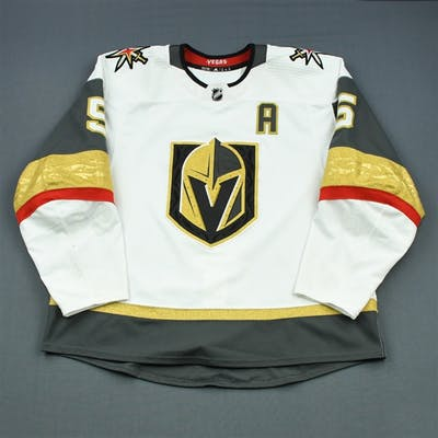 Engelland, Deryk White Set 2 w/A Vegas Golden Knights 2018-19 #5 Size: 58