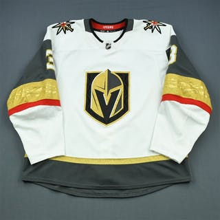 McNabb, Brayden White Set 2 Vegas Golden Knights 2018-19 #3 Size: 58