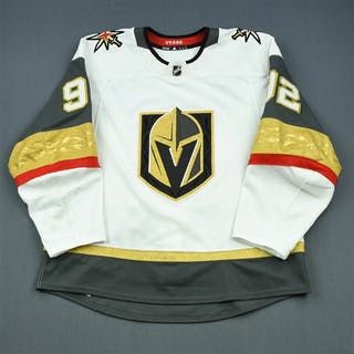 Nosek, Tomas White Set 2 Vegas Golden Knights 2018-19 #92 Size: 56