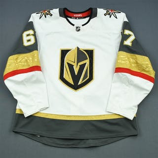 Pacioretty, Max White Set 2 Vegas Golden Knights 2018-19 #67 Size: 56