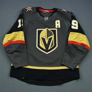 Smith, Reilly Gray Set 2 w/A Vegas Golden Knights 2018-19 #19 Size: 54